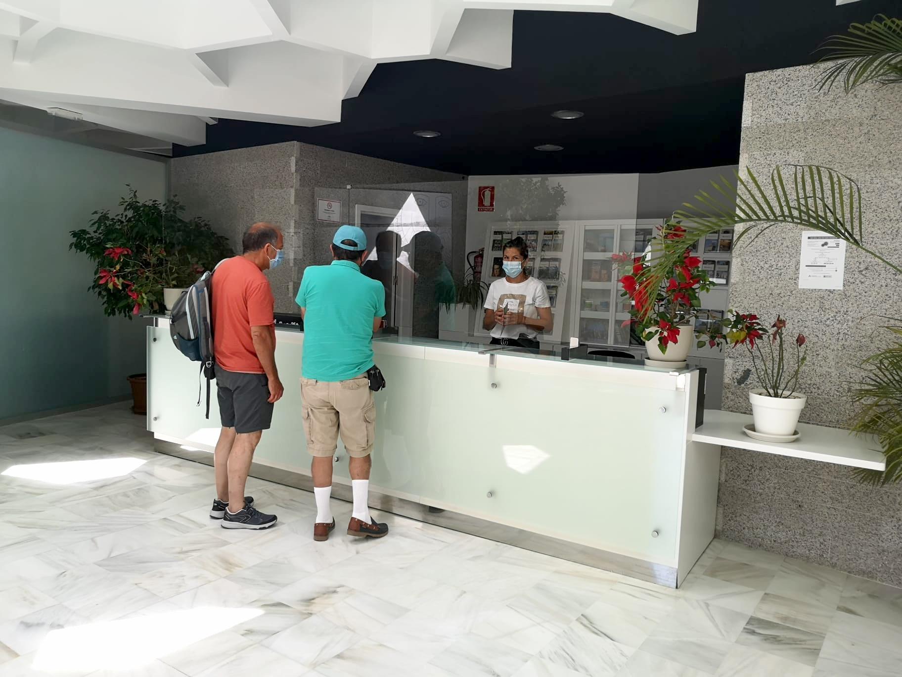 LA OFICINA DE TURISMO DE ALGECIRAS ABRE DE NUEVO SUS PUERTAS