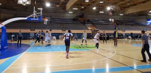 UDEA VS Zentro Basket Madrid