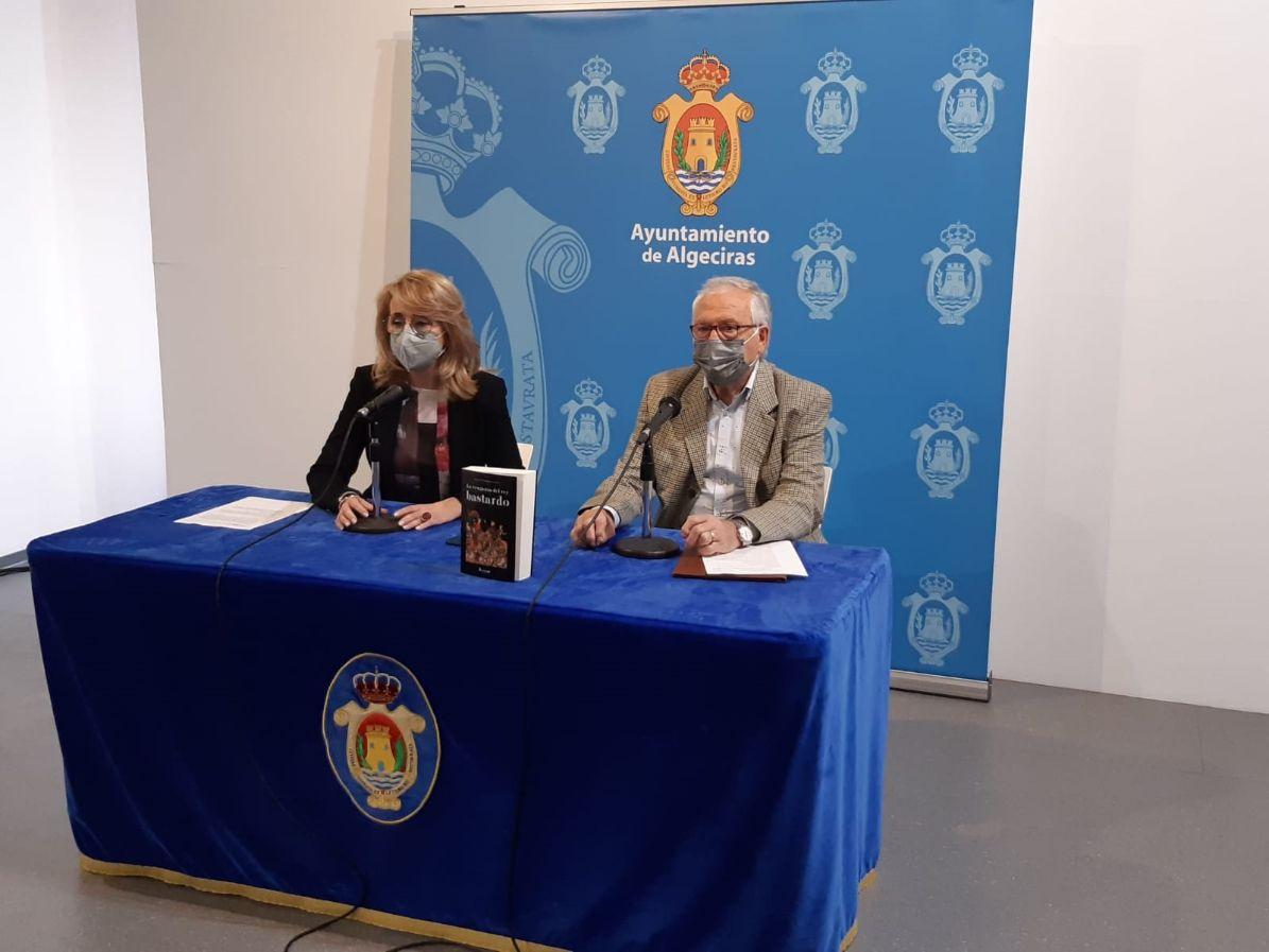 ANTONIO TORREMOCHA PRESENTA SU NUEVO LIBRO «LA VENGANZA DEL REY BASTARDO»