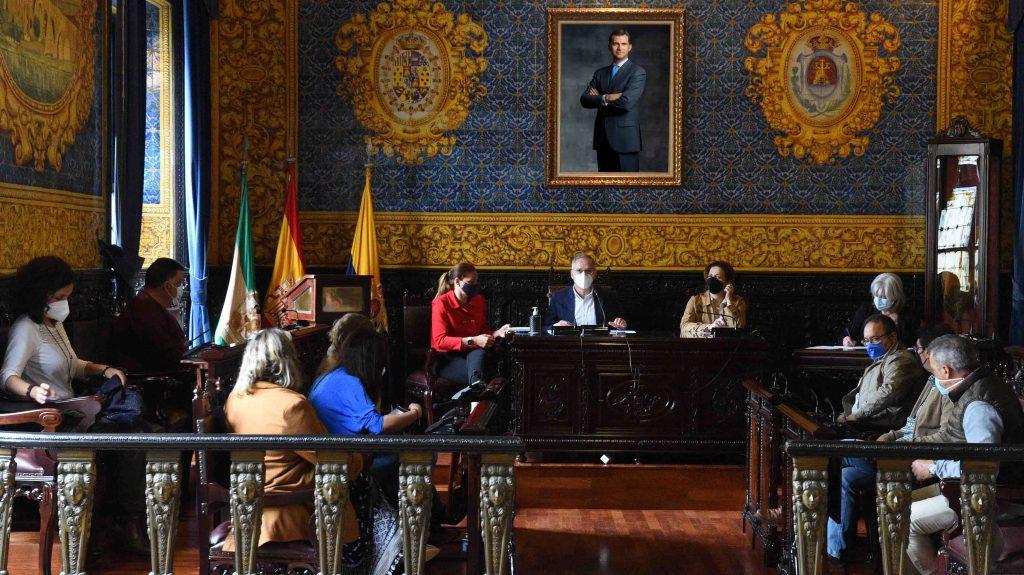 EL AYUNTAMIENTO DE ALGECIRAS PRESENTA LA OFERTA PÚBLICA DE EMPLEO PARA ESTE AÑO