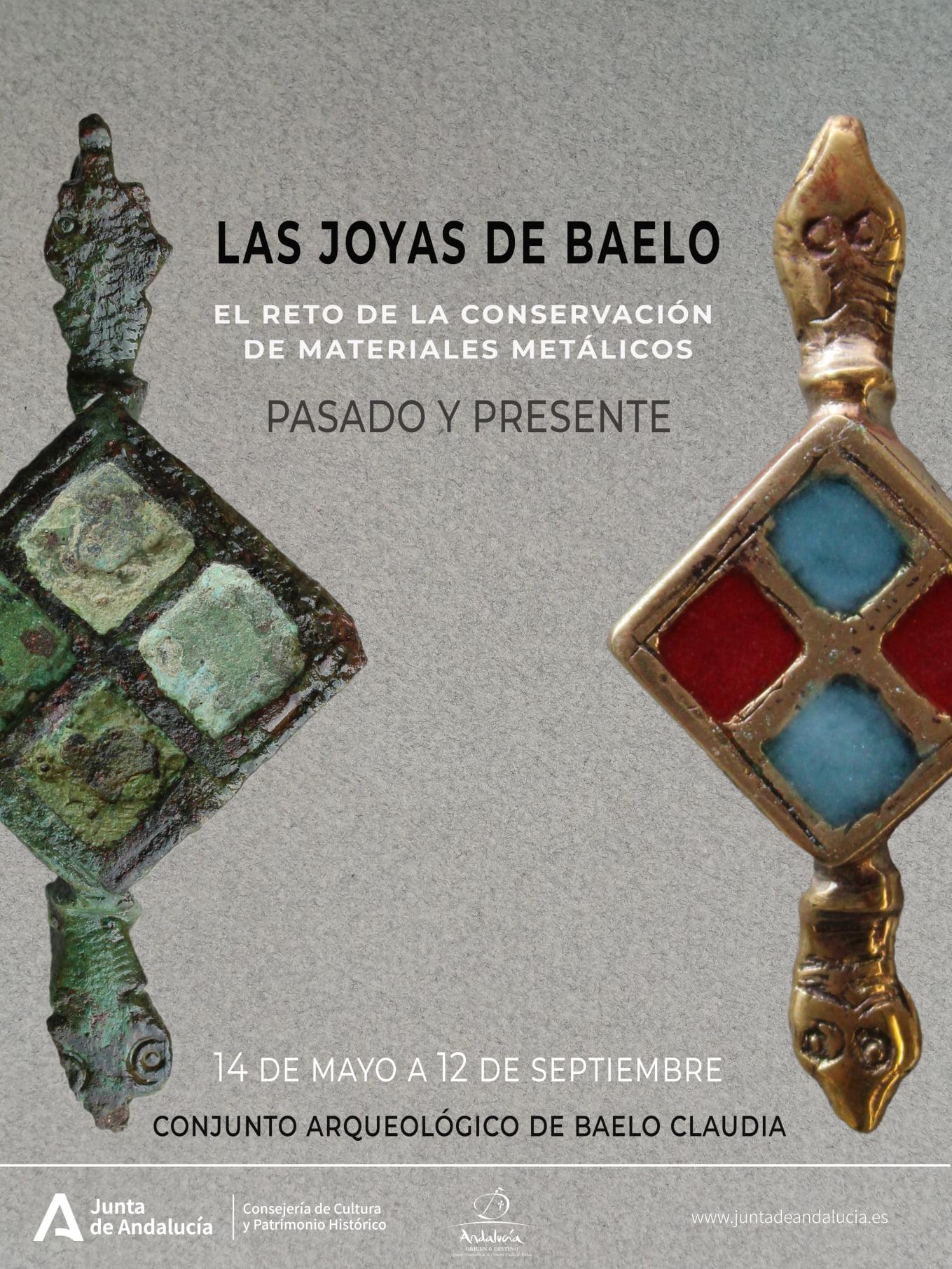 EL CONJUNTO ARQUEOLÓGICO DE BOLONIA MANTENDRÁ HASTA EL 12 DE SEPTIEMBRE LA EXPOSICIÓN «LAS JOYAS DE BAELO»