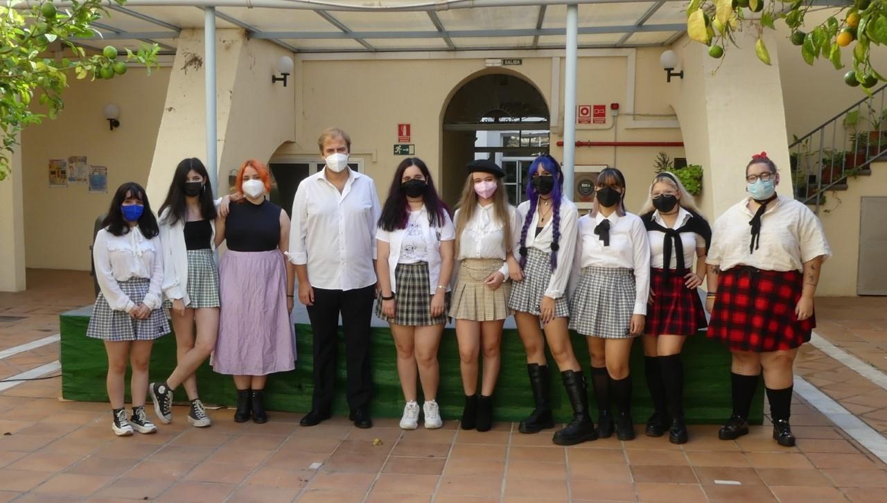 ALGECIRAS ACOGE UN EVENTO DE ROL EN TORNO A LA CULTURA COREANA